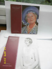 QUEEN ELIZABETH THE QUEEN MOTHER MEMORIAL CROWN 5 POUND COIN - NEW IN PACKAGE