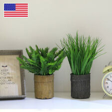 Artificial Flowers Plant Outdoor Floral Home Party Decoration Grass