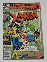 Uncanny X-Men #153 1982 Marvel Comics VF