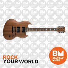 ESP LTD VIPER-400M Electric Guitar Mahogany Natural Satin - LVP-400MNS