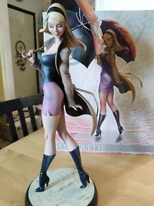 Statue Gwen Stacy par Sideshow