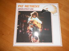 PAT METHENY - ABSOLUTELY LIVE! VG++/-NM 1st 1985 GERMANY PRESS!