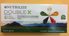 Nutrilite Double X The Ultimate Dietary Supplement 31day refill EXP 07/2019