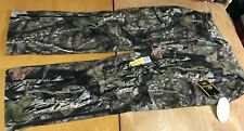 NWT new MOSSY OAK BreakUp Country Scent Control TrIcot cargo Pants Men 3XL 48-50