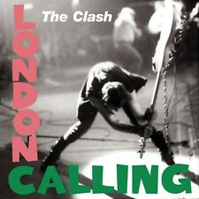 "Reproduction The Clash ""London Calling"" Album Poster, Size: 16"" x 16"""