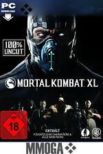 Mortal Kombat XL Key-Steam Digital Download Key PC Game Code [UNCUT] [DE/EU]