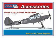 AML 1/72 Fieseler Fi-156C-3 Storch Nachtschlacht Conversion Set # A7265