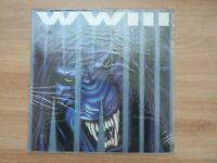 WWIII WORLD WAR III 1992 Korea Vinyl LP Sealed NEW