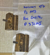 Emco Maximat Standard Lathe Bronze Half Nuts   0331MI