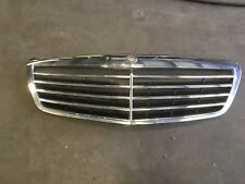 MERCEDES S-Class S320 S350 CDI W221 FRONT GRILLE A2218800083