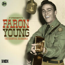 Faron Young : The Essential Recordings CD (2016) ***NEW***