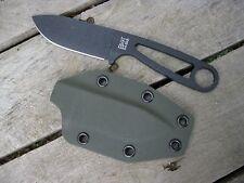 Valhalla Custom Kydex Sheath Ka-Bar Kabar Becker BK 14 OD GRN SHEATH ONLY