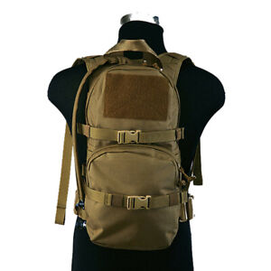 Pantac Gear Modular Assault Pack MAP Coyote Brown w/ hydration bladder used