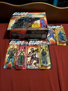 Hasbro G.I. Joe retro Cobra Hiss Tank with Cobra Commander, Duke and Snake eyes