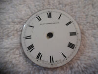 Pocket Watch Face Best Patent Lever Swiss Made 79-9W