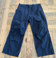 Tommy Hilfiger Men's Tactical Hiking Pants Blue 36W 28L Tommy Jeans Ripstop
