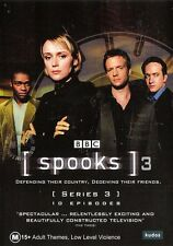 [ spooks ] season 3 : NEW dvd