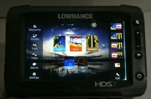 Lowrance HDS 7 Touch Fishfinder Gen 2 GPS FREE SHIPPING!