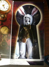 Living Dead Dolls White Rabbit Eggzorcist Alice In Wonderland