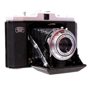 ZEISS IKON NETTAR Folding Bellows Camera w/ 75mm f/4.5 Lens - SPARES - S25