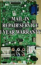 Mail-in Repair Service For Magnavox A3AQAMMA 46ME313V/F7 1 YEAR WARRANTY