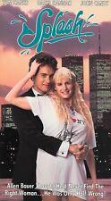 Splash (VHS) Daryl Hannah Tom Hanks Eugene Levy John Candy