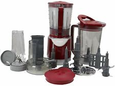 Ninja Kitchen System Pulse Blender with Accessories BL207 QBK30