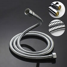 1.5m Steel Hand Held Flexible Bathroom Shower Hose Stainless Water Shower.FN