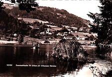 Sommerfrische St. Urban am Urbansee , Kärnten , Ansichtskarte, beschriftet