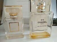 Chanel No5 100ml Eau De Parfum Perfume Bottle & Box.+ 50ML Coco Bottle & Box