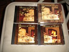 David Swanson Dinner At Eight 3 CD Set