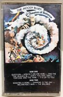 The Moody Blues A Question Of Balance Cassette Tape 820 211-4 R-1