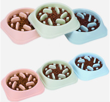 Bowl for Dogs Eating Interactive Pet Food Great for Pet