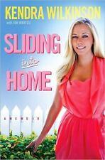 Sliding Into Home by Warech, Jon, Wilkinson, Kendra, Good Book