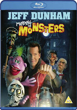 Jeff Dunham Minding the Monsters 2012 Blu-Ray