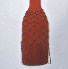 New listing Wine Bottle Dressing Accessory Beads Holiday Christmas Decoration