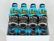 5 Hour Energy Extra Strength - Blue Raspberry - 24 CT (2) 12-Packs - EXP: 07/21
