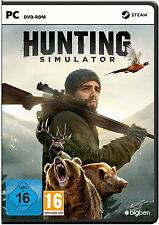 Hunting Simulator - PC - NEU und OVP