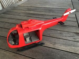Corps Helicoptere Pompiers Playmobil 4428