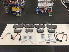 Para Porsche Cayenne 4.5 Turbo Pastillas De Freno & Kits de montaje con Sensor Delantero Trasero