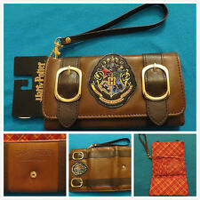 New Harry Potter Hogwarts Alumni PU Wallet Bag Package Christmas Gift Present