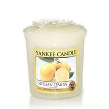 Yankee Candle Citron de Sicile Échantillonneur Bougie Parfumée