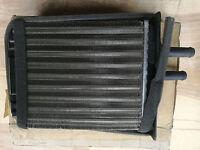 DESTOCKAGE ! Radiateur de chauffage FIAT PUNTO Nissens 71442