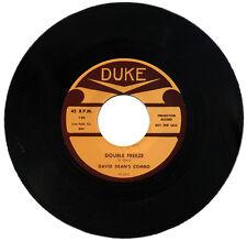 """David Dean's Combo Double """"GEL"""" r&b écoute!"""