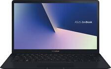 Asus zenbook s 13.3 pulgadas portátil i5-8265u 512 GB SSD de 8 gb cristales azul-nuevo