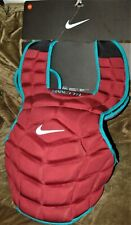 "Nike Chris Iannetta Baseball chest protector NEW with tags 17""  $200 retail"