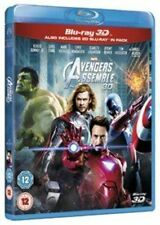 Marvel Avengers Assemble 8717418358570 Blu-ray Region 2