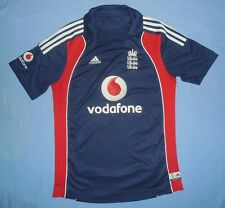 ENGLAND Cricket / 2008-09 One Day T20 - ADIDAS - JUNIOR Shirt / Jersey. 13-14(?)