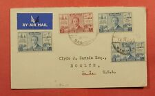 DR WHO IRAQ BAGHDAD AIRMAIL TO USA C233839