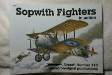 Sopwith Fighters Squadron Signal Book # 1110 Good Condition